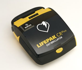 PhysioControl LIFEPAK CR Plus